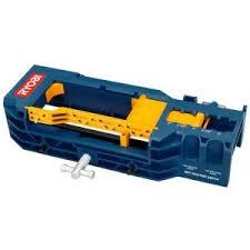 porter cable door hinge template ryobi hinge template kit tools equipment contractor talk