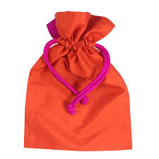 drawstring gift bags large silver color satin drawstring bag with cord luxury wedding