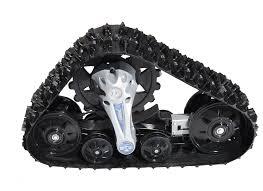 kawasaki teryx u0026 mule snocobra ski and track system