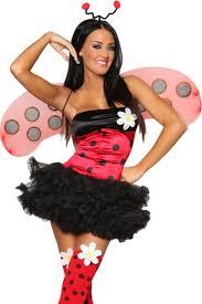 Lady Bug Halloween Costume Daisy Lady Bug Halloween Costume Adults 3wishes