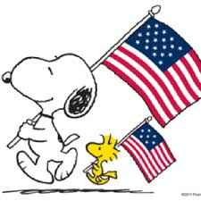 patriotic snoopy and woodstock pinteres