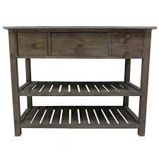 console cuisine console de rempotage table de drapier meuble de cuisine en bois