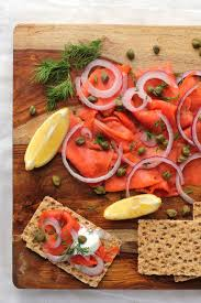 pinterest thanksgiving food ideas smoked salmon platter a healthy appetizer perfect for