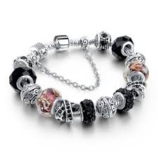 european beads bracelet images European crystal charm bracelets star fashion accessories jpg