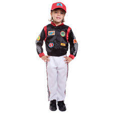 Nascar Halloween Costume Race Car Driver Costume Ebay