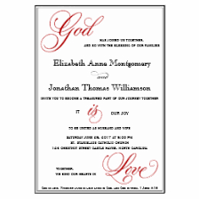 christian wedding invitations christian wedding cards greeting photo cards zazzle