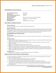 Sample Welder Resume by 4 Sample Damage Report Welder Resume