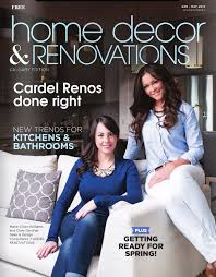 Home Decor Edmonton Features In Home Decor And Renovations Magazine Hml Landscape
