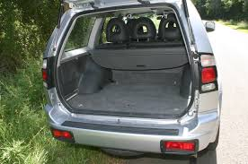 mitsubishi shogun sport station wagon 1998 2006 features