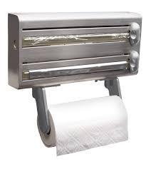 distributeur de alimentaire papier aluminium et essuie tout en