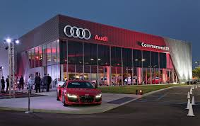 audi dealership design illumination resources