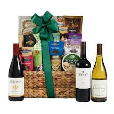 wine gift basket gift baskets omaha steaks