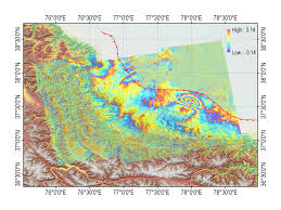 Italy Earthquake Map Step Science Toolbox Exploitation Platform