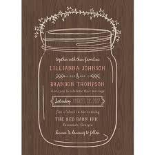 jar wedding invitations jar wedding invitations wedding ideas