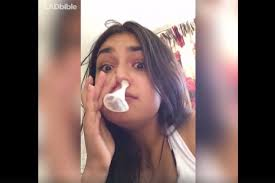 Snort A Challenge Snorting Challenge Fad To Go Viral In America