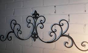 Iron Wrought Wall Decor Wrought Iron Wall Decor Ideas Stunning Decor Wrought Iron Wall