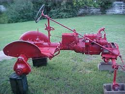 almost ready for paint farmall cub