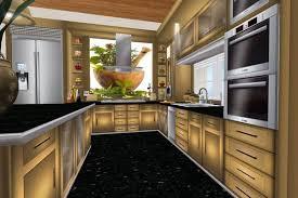 home design gold home interior luxury gold modern kitchen interior design ideas