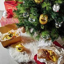 bethlehem story christmas tree baubles