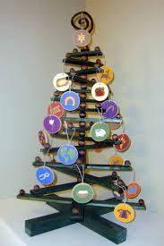Christmas Ornament Holders Jesse Tree Christmas Ornament Display Tree Wooden Christmas Trees