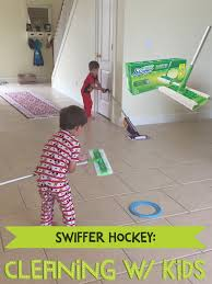when tara met blog making cleanup fun for kids swiffer sweeper