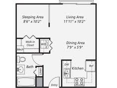 Apartment Designs And Floor Plans 400 Sq Ft Apartment Floor Plan Google Search 400 Sq Ft