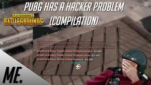 pubg aimbot problem pubg has a hacker problem compilation youtube