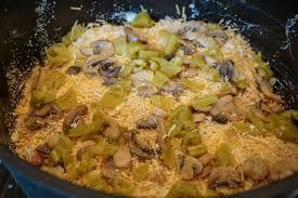 green chili cheese dutch oven chicken baking wild