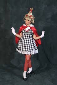 theatrical quality halloween costumes handmade cindy lou who costume how the grinch stole