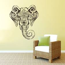 Bedroom Wall Stickers Uk Online Get Cheap Bohemian Wall Decals Aliexpress Com Alibaba Group