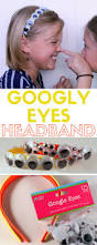 how to make googly eye headbands the crafty blog stalker