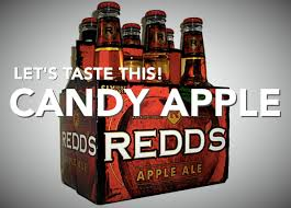 charge up your beer redd u0027s apple ale and smirnoff kissed