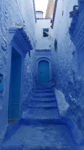 The Blue City Morocco by Musings On Morocco Unh Tales