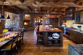 rustic kitchen island plans l shaped white painted oak wood