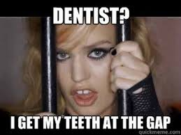 Buck Toothed Girl Meme - 25 very funny teeth meme images you need to see before you die