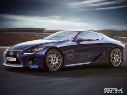 lexus concept lf lc lexus lc 500 will debut at 2016 naias in detroit in january