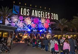Zoo Lights Schedule by Best Family Family Friendly Holiday Events In Los Angeles Cbs