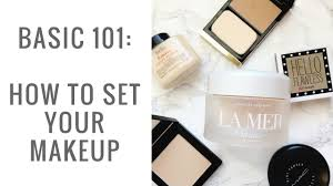 Artistry Makeup Prices How To Set Your Makeup For Aging Skin Powder 101 Elle Leary