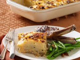 thanksgiving scalloped potatoes creamy scalloped potatoes with monterey jack and chipotle recipe