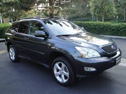 2005 lexus rs 330 pre owned used lexus rx 330 in newport orange county