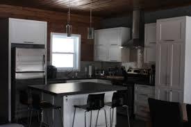 cuisine entierement equipee lafontaine location chalets cottages apartments tourist homes