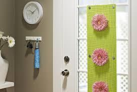 bright cheery door decor my home my style