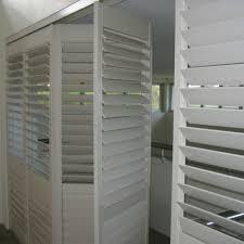 Plantation Shutters On Sliding Patio Doors by Export To Sydney Custom Wood White Horizontal Folding Exterior