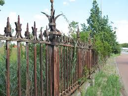 free garden fence repurposed old headboard creates trellis for