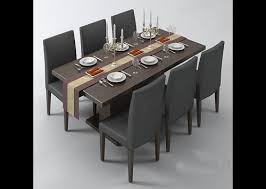 free dining table near me dining table and chairs 3d model free download dining room decor