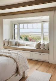 Bedroom Bench With Drawers - best 25 bay window seats ideas on pinterest diy bay windows