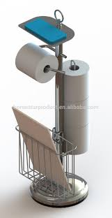 unique free standing toilet paper holder freestanding toilet paper holder unique paper towel holder and