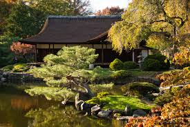 japanese garden houses traditional japanese house garden japan