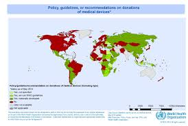 Third World Countries In French Who Donation Of Medical Equipment