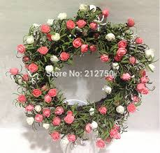 artificial wreaths outdoor promotion shop for promotional